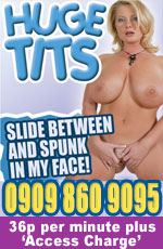 Huge Tits Advert